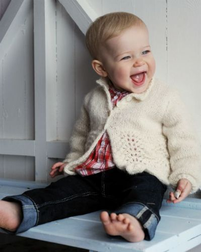 Fabyanne Toddlers Cardigan